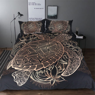 Turtles Bedding-Set | King Bedding